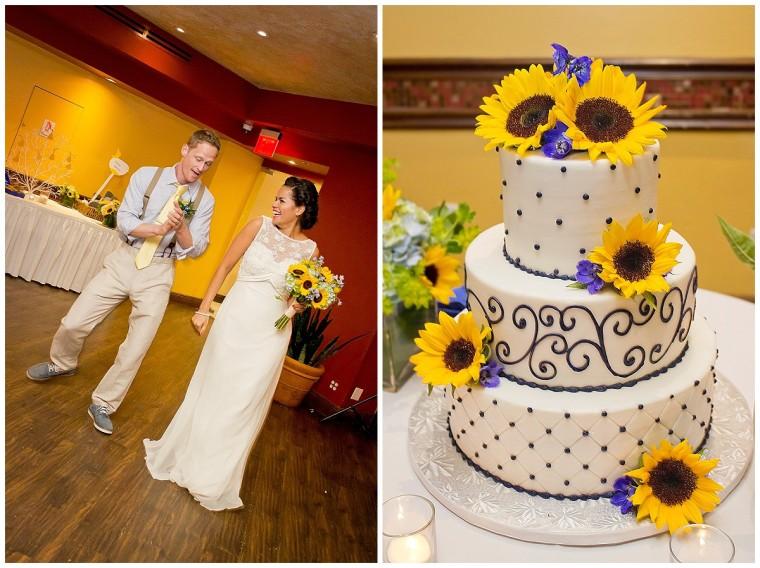 sunflower_wedding_cake