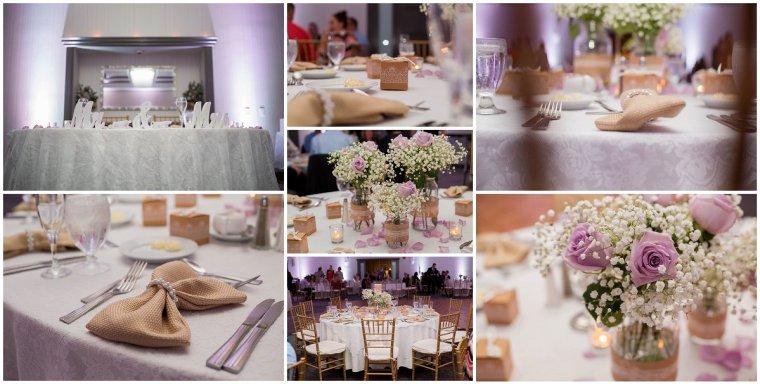 Marriott Boca Center Wedding
