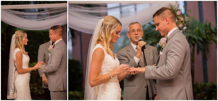 Town Center Marriott Wedding Photographer