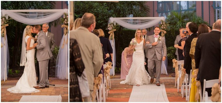 Town Center Marriott Wedding Photos