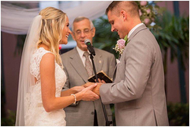 Town Center Marriott Wedding