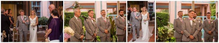 Wedding Photos at Boca Center Marriott