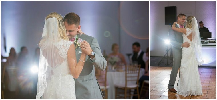 Wedding Photos at Marriott Boca Center