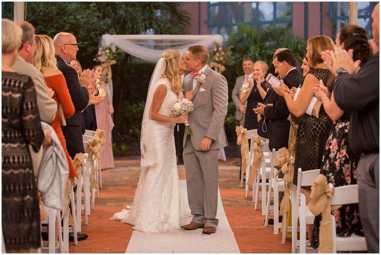 Wedding Photos at Town Center Marriot
