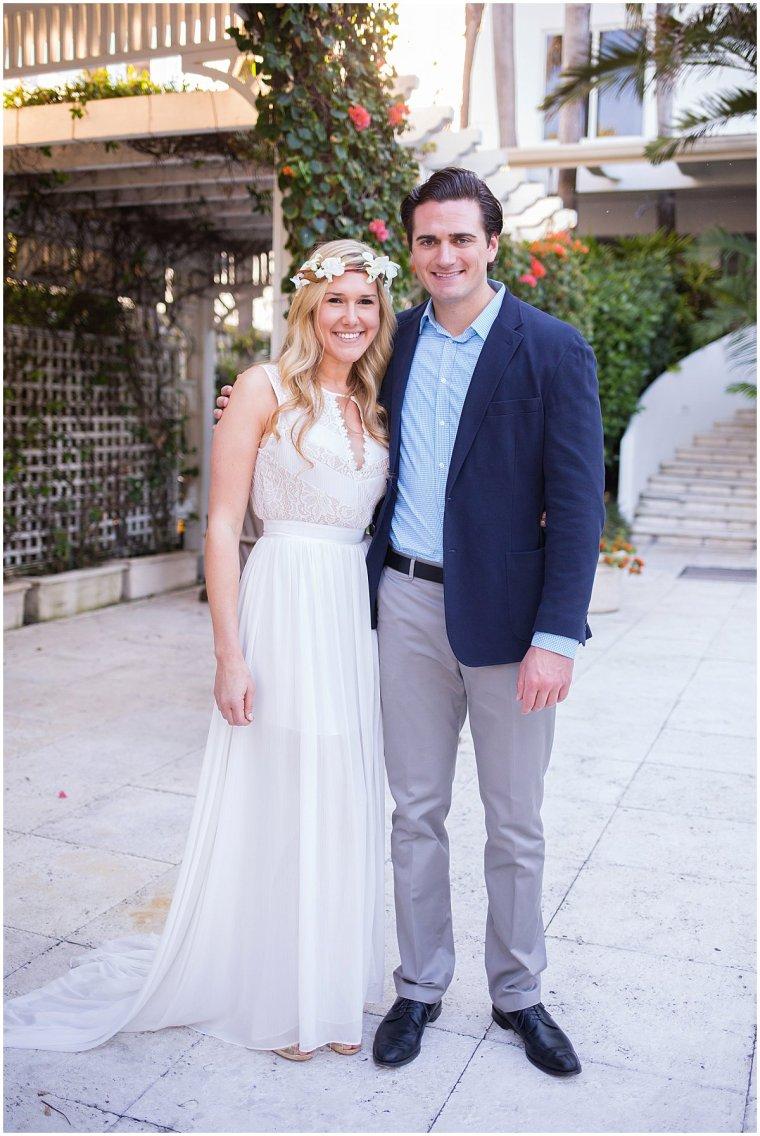 South Beach Wedding Photographer