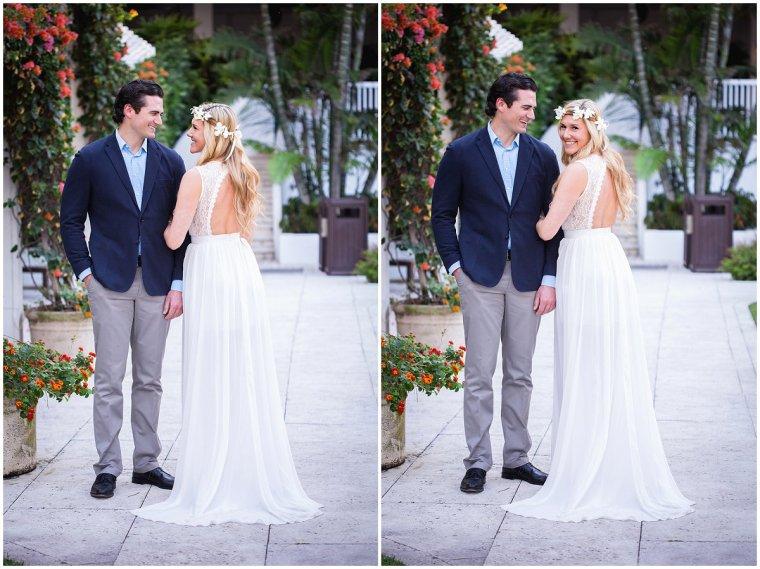 South Beach Wedding