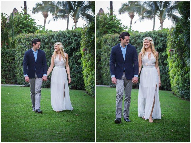 The Palms Wedding